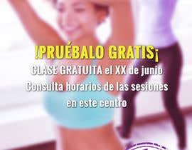 #4 for Diseñar flyer clases de baile by corradoenlaweb
