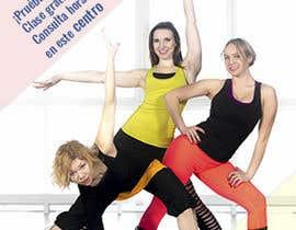 #25 for Diseñar flyer clases de baile by carlosbc1990