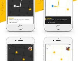 nº 12 pour Design an App Mockup par livelypixels