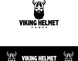 "nº 28 pour Design a Logo for ""Viking Helmet Games"" par artmkert"