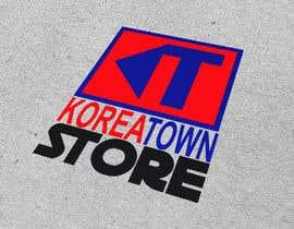 nº 108 pour Design a Logo {Korea town store} par Sspnk