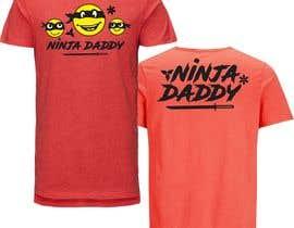 nº 84 pour Ninja Daddy Graphic Design par javierlizarbe