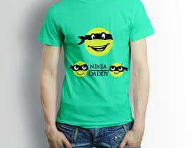 nº 16 pour Ninja Daddy Graphic Design par somirdn