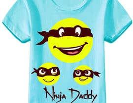nº 14 pour Ninja Daddy Graphic Design par collinsjessica12