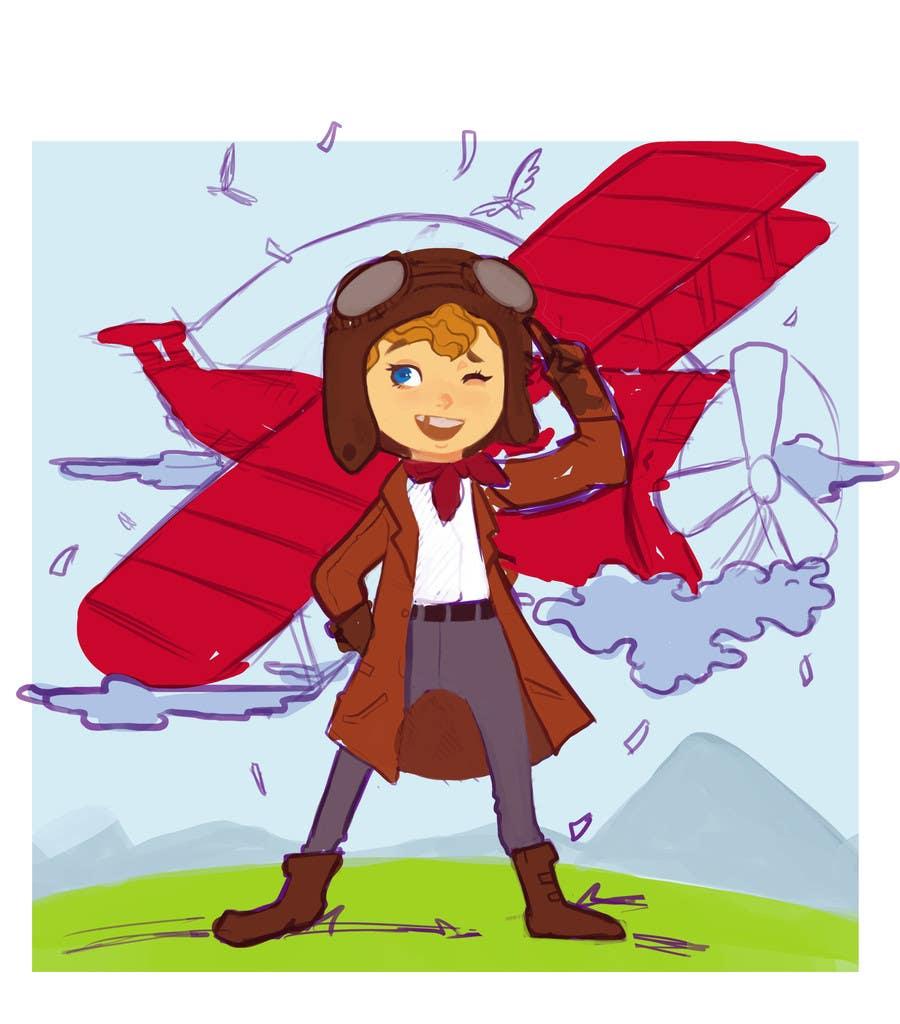 Proposition n°37 du concours Illustration for Children's Book