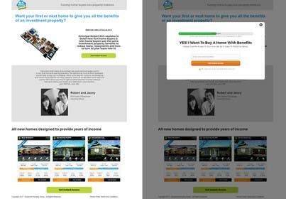 Image of                             HOME Landing Page