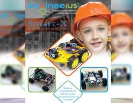 nº 23 pour Design poster for  self Drviging Car par ROCKdesignBD