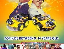nº 28 pour Design poster for  self Drviging Car par pixelmanager