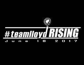 nº 7 pour Team Lloyd Rising par somoyshesh