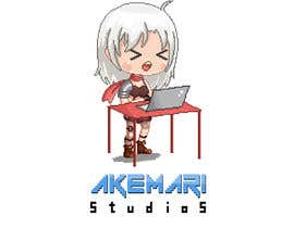 nº 69 pour Pixel Art - Animated Logo for Akemari Studios par enekte94