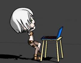 nº 55 pour Pixel Art - Animated Logo for Akemari Studios par PuzzleVe