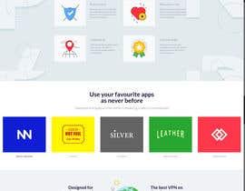 nº 2 pour Create a website responsive design for a IT Company par federer38
