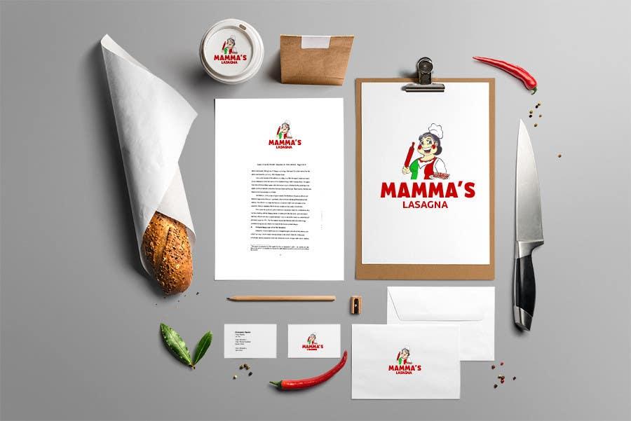 Proposition n°261 du concours MAMMA'S LASAGNA