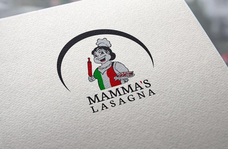 Proposition n°169 du concours MAMMA'S LASAGNA