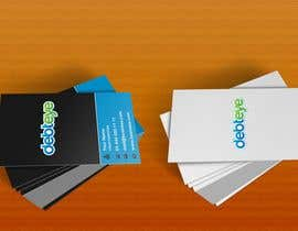 #37 para Business Card Design for Debteye, Inc. por cnlbuy
