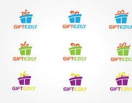 nº 150 pour Design a Logo for my online store Giftezily par chandraprasadgra