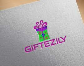 nº 130 pour Design a Logo for my online store Giftezily par TajrinUS