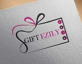 nº 141 pour Design a Logo for my online store Giftezily par TajrinUS