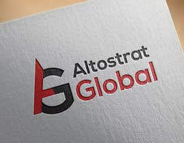 nº 19 pour Design a Logo for Altostrat Global par pranto425