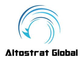 nº 25 pour Design a Logo for Altostrat Global par tamzidsuhas46