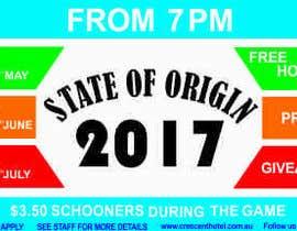 nº 1 pour STATE OF ORIGIN 2017 par risermardan