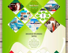 nº 9 pour Design a Website Homepage for Marketing and Digital Company par kkryvoruchko