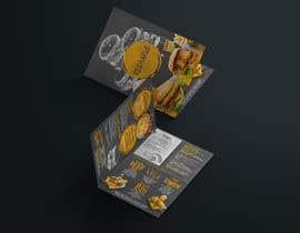 nº 17 pour Design a Cafe Menu A4 bifold portrait design par MichaelMeras