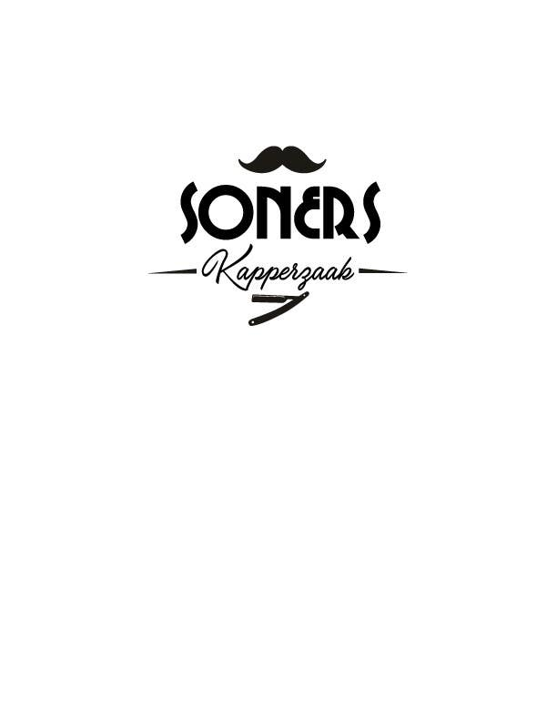 Proposition n°28 du concours Design a Logo for a barbershop
