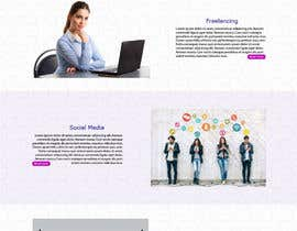 #70 for website background Homepage by Tajulislambd