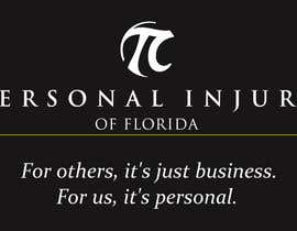 Write a tag line/slogan for Personal Injury law firm