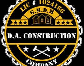 nº 8 pour Construction Company Needs a Logo par Tmint