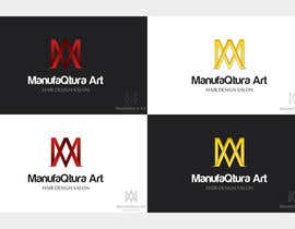 #38 untuk Logo Design for Polish hair salon -  ManufaQtura Art oleh Qbrothers