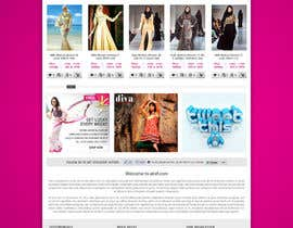 #1 pentru Website Design for fashion business de către mughikrish