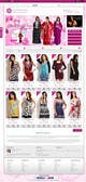 Миниатюра конкурсной заявки №34 для Website Design for fashion business