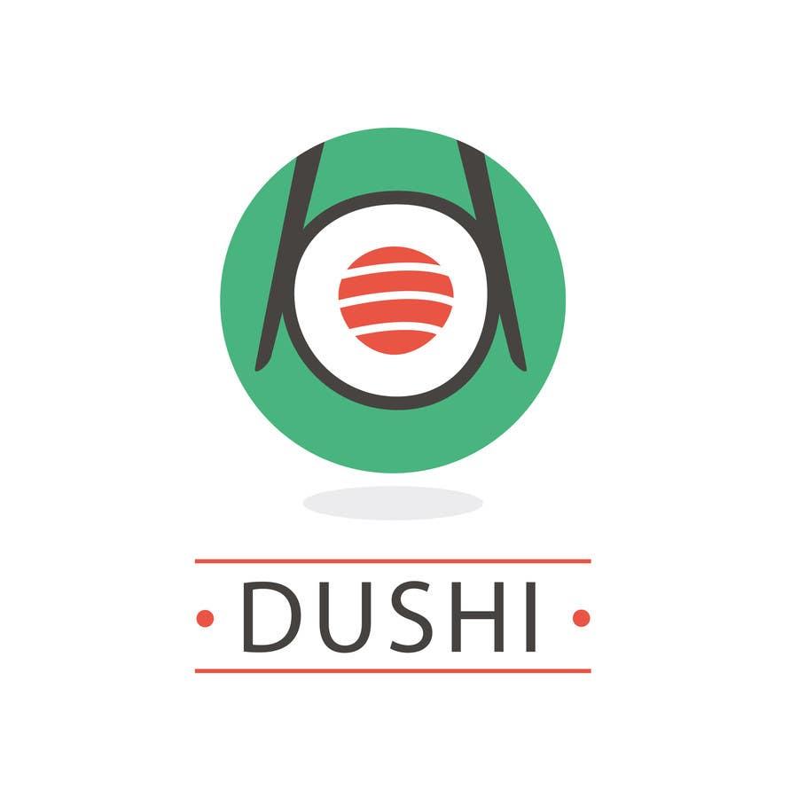 Proposition n°12 du concours Dushi Dubai Sushi Logo