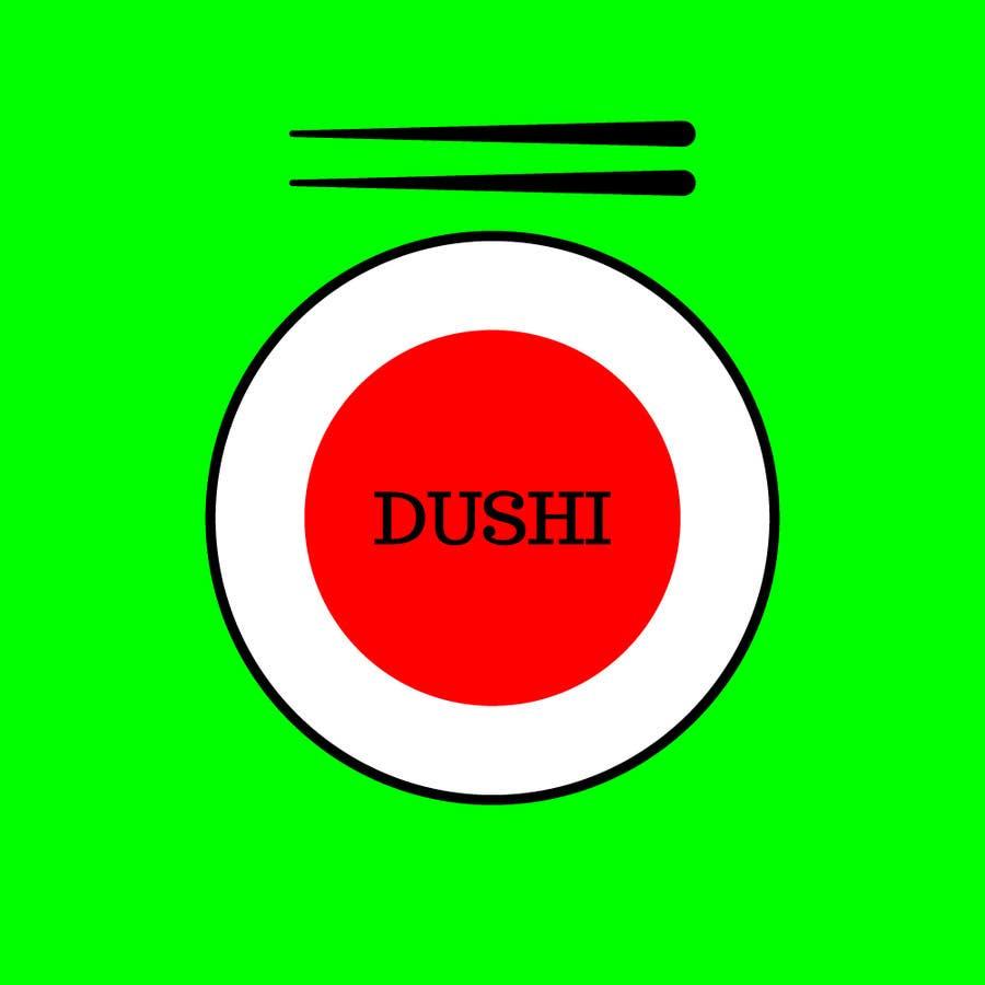 Proposition n°4 du concours Dushi Dubai Sushi Logo