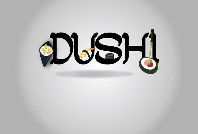 Proposition n°18 du concours Dushi Dubai Sushi Logo