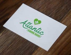 nº 34 pour Design a Logo for Atlantic Green Rush par linedsl