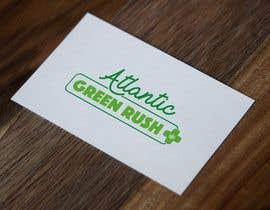 nº 40 pour Design a Logo for Atlantic Green Rush par linedsl
