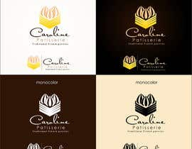 nº 81 pour Design a Logo for a French pastry business par Hobbygraphic