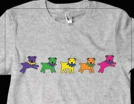 nº 2 pour Staffordshire terrier design par rockert2007