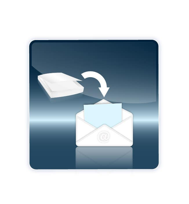 Конкурсная заявка №108 для Icon Design for a Document Scanner Phone App