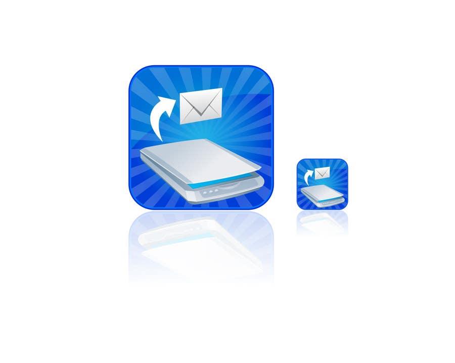 Bài tham dự cuộc thi #                                        70                                      cho                                         Icon Design for a Document Scanner Phone App