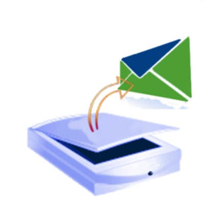 Proposition n°                                        43                                      du concours                                         Icon Design for a Document Scanner Phone App