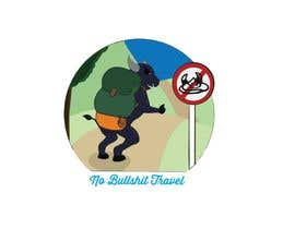 nº 26 pour Design No Bullshit Travel a Logo par jrana7795