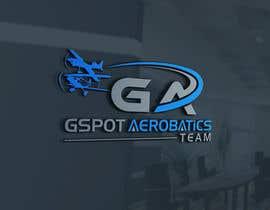 nº 192 pour Design a Logo for Gspot Aerobatics par shamsdsgn