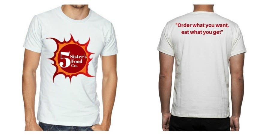 Proposition n°19 du concours Design a T-Shirt