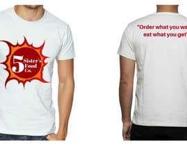 nº 19 pour Design a T-Shirt par rizaureyes8