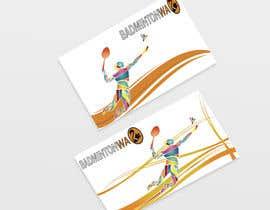 nº 11 pour Redesign / update membership card for badminton association par iquratulainb