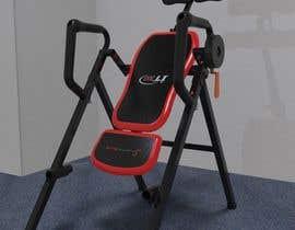 nº 13 pour 3D Modelling - Inversion Table - Sports Equipment par befirendering